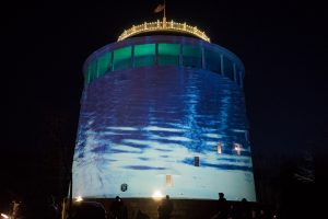 Photo of Flow projection