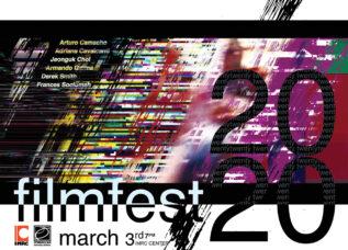Interemedia Film Festival Poster from 2020