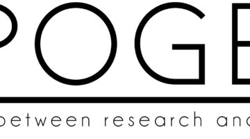 Logo for Apogee: the space between research and creation