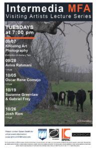 Intermedia MFA Visiting Artist Lecture Series